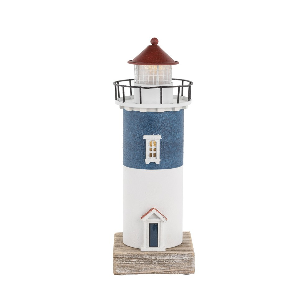 Faro Marinero Con Luz Led