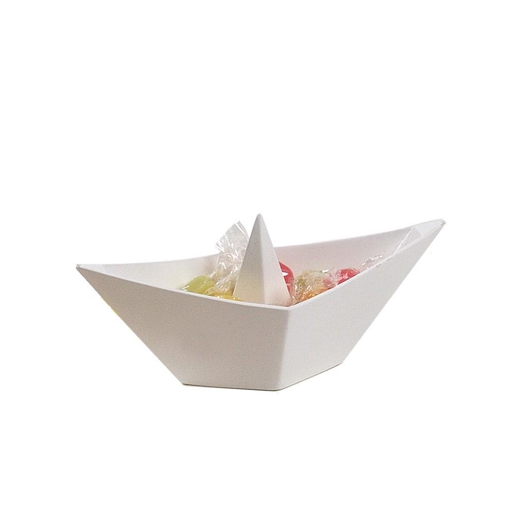 Coupelle Origami Bateau En Bois