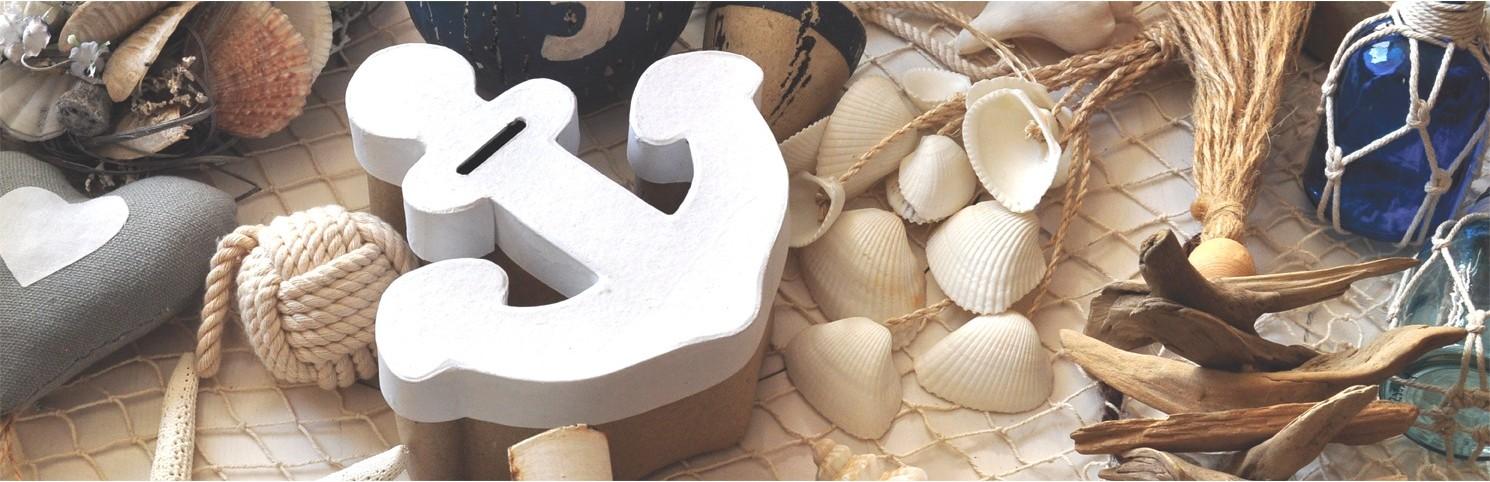 boîte marine, boitier nautique, pochon marin, tire-lire, boîte bois
