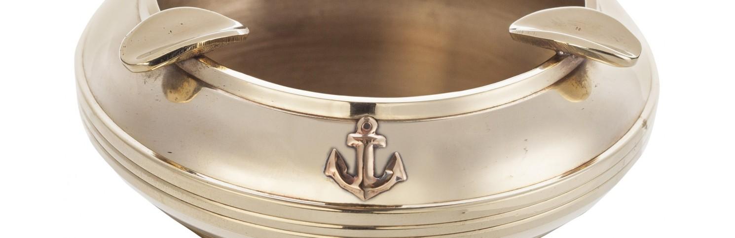 cendrier nautique, cendrier marin, décoration marine, boite cigare, boite cigarette