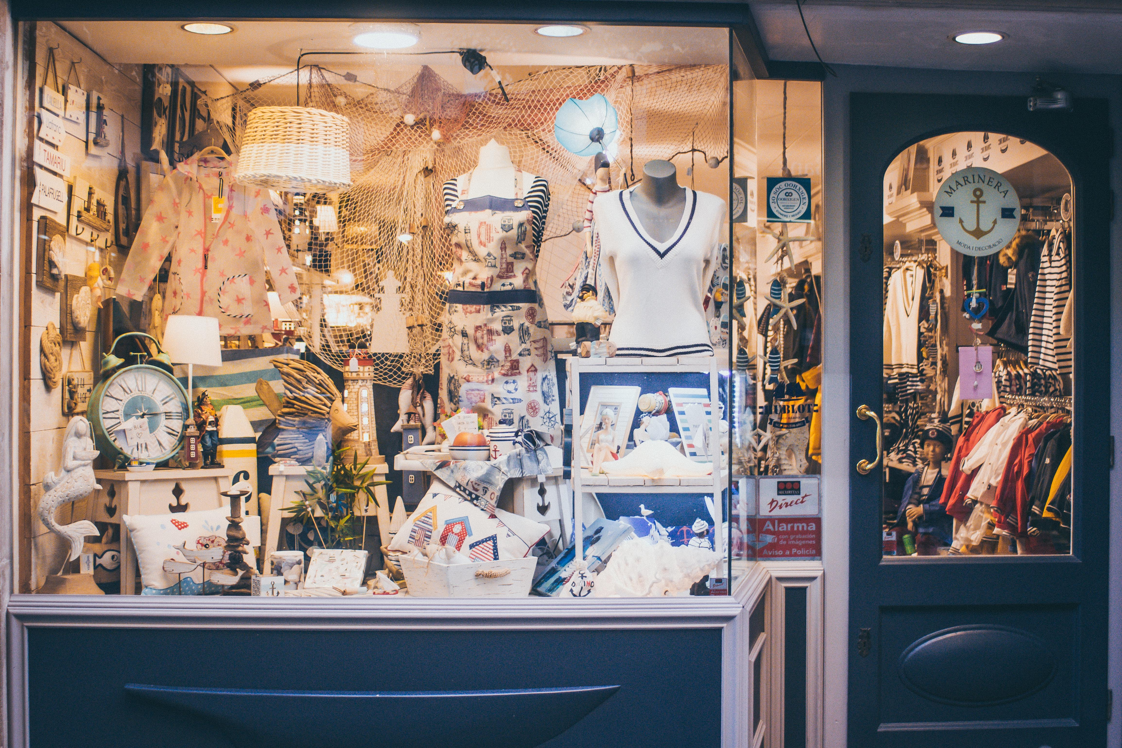 tienda marinera